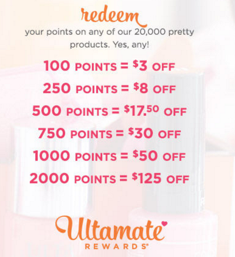 Ultas Ultamate Rewards Program Tips Tricks Lululemon Expert